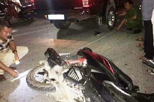 Xe bán tải tông xe máy, 1 người tử vong tại chỗ