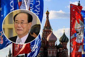 Chủ tịch Quốc hội Triều Tiên đến Nga dự lễ khai mạc World Cup
