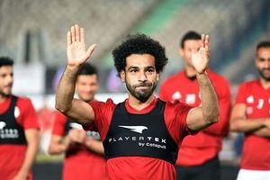 Tuyển Ai Cập 'nín thở' chờ ngôi sao Salah