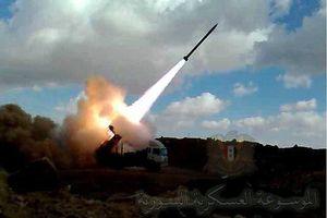Tên lửa, pháo binh Syria dội sấm sét xuống đầu phe thánh chiến ở Aleppo