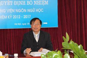 GS Nguyễn Đức Tồn sẽ tự bỏ phiếu xem xét mình có đạo văn học trò hay không?