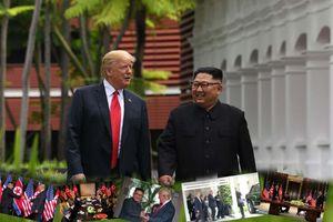 Lịch sử sang trang trong quan hệ Mỹ - Triều Tiên