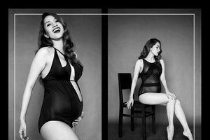 Khánh Thi sinh bé gái nặng 2,2kg