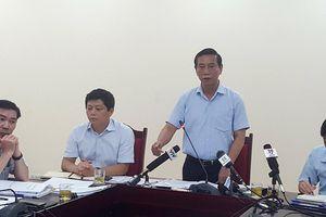 Cưỡng chế các cơ sở kinh doanh sai phạm tại mương Phan Kế Bính trong tháng 6