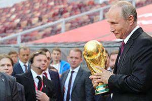 Nước Nga đã sẵn sàng cho World Cup