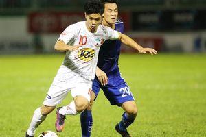 Kết quả trận HAGL vs Quảng Nam, vòng 13 V-League 2018