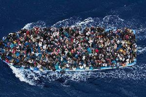 Pháp và Italia tranh cãi gay gắt về việc nhận người tị nạn
