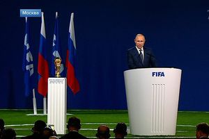 Nga đã sẵn sàng cho lễ khai mạc World Cup 2018
