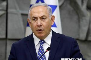 Thủ tướng Israel biện minh việc tấn công lực lượng Hezbollah ở Syria