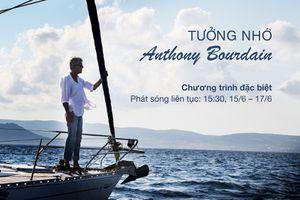 'Những góc khuất' Anthony Bourdain sẽ có trên Discovery