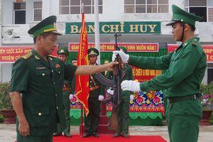 BĐBP các tỉnh tổ chức Lễ tuyên thệ cho chiến sỹ mới