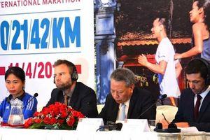 Giải chạy Marathon Quốc tế Hà Nội 2019 - Quảng bá hình ảnh Thủ đô ra thế giới