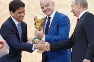 Điểm mặt những khách VIP sẽ tham dự lễ khai mạc World Cup 2018