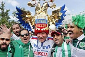 TRỰC TIẾP Nga vs Saudi Arabia: Đội hình ra sân của Nga