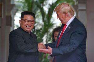 Trump: 'Cuộc gặp Mỹ-Triều đã gỡ bỏ nguy cơ hạt nhân Triều Tiên'