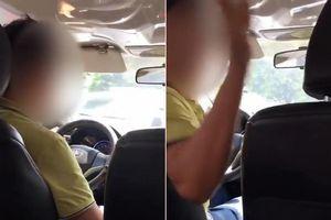 Clip: Không chào trước, khách nữ bị tài xế Grab bắt bẻ, mắng là 'ngu'