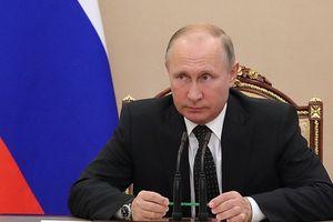 Ông Putin sa thải loạt quan chức cấp cao ngay trước khai mạc World Cup 2018