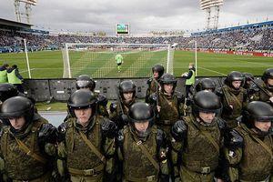 Hệ thống 'hàng rào phòng thủ chưa từng có' của Nga bảo vệ World Cup 2018