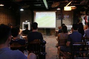 Hà Nội rộn ràng không khí World Cup trong đêm khai mạc