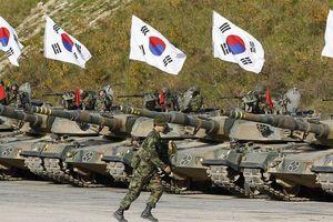 Hàn Quốc tăng sức mạnh quân sự khi theo đuổi hòa bình với Triều Tiên