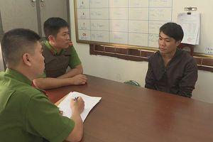 Đắk Lắk:Bị cảnh sát 113 bắt giữ khi mang xe trộm cắp đi tiêu thụ