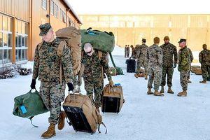 Nga tuyên bố đáp trả kế hoạch tăng gấp đôi lính Mỹ đóng quân của Na Uy