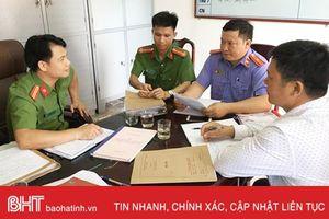 Ngành Kiểm sát Hà Tĩnh giải quyết 342 tin báo tố giác tội phạm