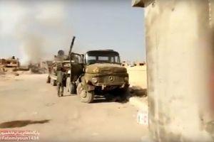 Syria-Iraq sắp thông biên giới ở Abukamal, Iran tăng cường binh lực bảo vệ