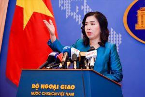 Việt Nam lên tiếng về thông tin được Mỹ mời tập trận hải quân lớn nhất thế giới