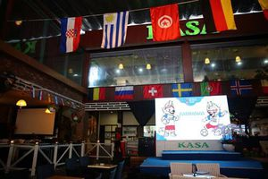 Không cần xin phép FIFA khi chiếu bóng đá World Cup tại quán bar, karaoke