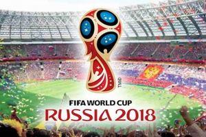 Từ tối nay 14/6, bắt đầu kỳ World Cup lần thứ 21