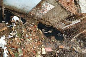 TPHCM: Tranh cãi việc cấp phép xây nhà trên hệ thống cống chung