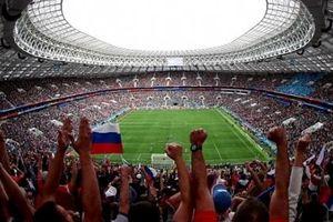 4 điều thú vị bạn có thể đã bỏ lỡ trong trận khai mạc World Cup