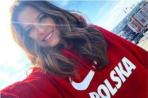 Dàn vợ, bạn gái 'nóng bỏng' của các danh thủ tham gia World Cup 2018 tại Nga