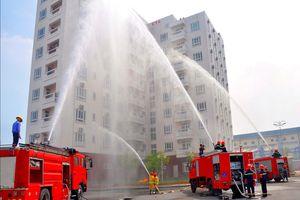 Nhiều 'ông lớn' bất động sản tiếp tục vi phạm phòng cháy chữa cháy