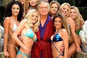 Showbiz15/6:Lộ cuộc sống trụy lạc của ông trùm Playboy với các mẫu nữ