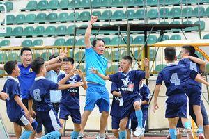 Thiếu niên Yên Thành giành chức vô địch Giải bóng đá TN - NĐ Cúp Báo Nghệ An năm 2018