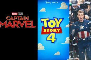 Disney chính thức hé lộ hình ảnh về 'Toy Story 4', 'Captain Marvel' và 'Avengers 4' tại CineEurope