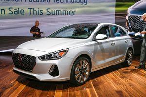 Những nâng cấp mới sẽ xuất hiện trên Hyundai Elantra 2019