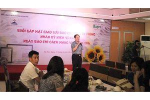 HAPRO và UDIC chúc mừng các nhà báo nhân Ngày Báo chí cách mạng Việt Nam