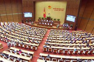 Quốc hội và bước tiến dài vì lợi ích của Nhân dân