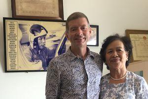 Con trai một phi công Mỹ và đất nước Việt Nam