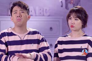Trấn Thành - Hari Won xúc động tâm sự muốn có con sinh đôi