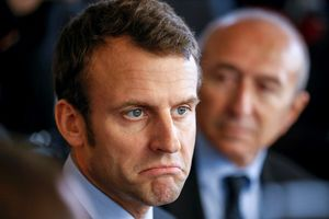 Tổng thống Macron bị chỉ trích vì chi 58.000 USD mua đĩa ăn