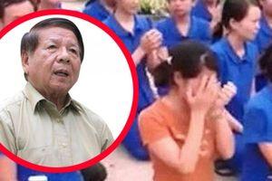 Vụ giáo viên quỳ gối van xin: 'Cần xem xét tư cách làm thầy'