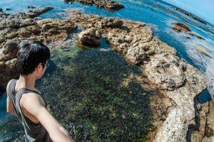 'Nhắm mắt thấy mùa hè' tại thiên đường du lịch đảo Lý Sơn