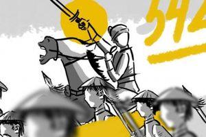Chiến thắng Bạch Đằng và những năm Tuất nổi tiếng trong lịch sử