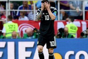 CLIP: Messi hỏng penalty vì đá... quá hiền