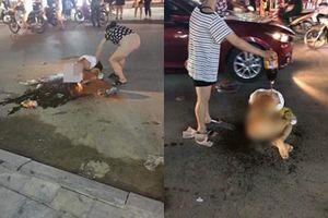 Tin nhắn 'lạ' trong điện thoại cô gái bị đánh ghen ở Thanh Hóa