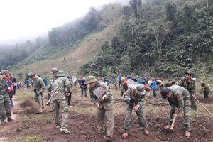 Khi trách nhiệm người lính gắn liền với cuộc sống nhân dân